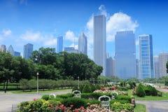 Chicago, los E foto de archivo libre de regalías