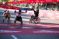 2013 Chicago Marathon Royalty Free Stock Photos