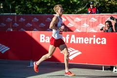 Chicago maraton 2013 Fotografering för Bildbyråer