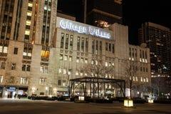 Tribune Tower Stock Images