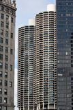 Chicago Marina City Stock Images