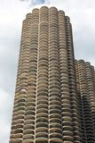 Chicago - Marina City Royaltyfria Foton
