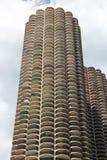 Chicago - Marina City Royalty Free Stock Photos