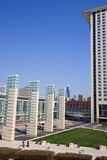 chicago mccormickställe royaltyfria bilder