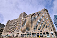 Chicago Merchandise Mart Royalty Free Stock Images