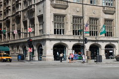 Chicago - Michigan Avenue Royalty Free Stock Images