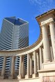 chicago milleniumpark Arkivbild