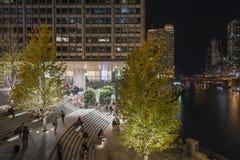 Chicago-moderne Architektur Lizenzfreie Stockfotos