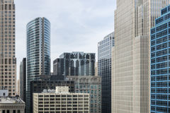 Chicago-moderne Architektur Lizenzfreies Stockfoto