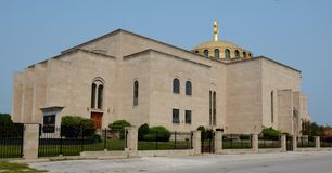 Chicago-Moschee Stockfoto