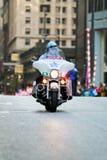 chicago motocyklu policja Zdjęcia Royalty Free