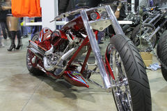 Chicago Motorcycle Show stock images
