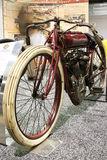 Chicago Motorcycle Show - Indian stock image
