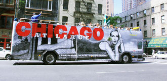 Chicago The Musical. Stock Images