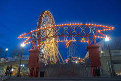 Chicago Navy pier Royalty Free Stock Image