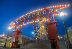 Chicago Navy pier Stock Images