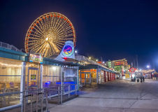 Chicago Navy pier Royalty Free Stock Photos