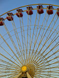 Chicago Navy Pier Wheel Royalty Free Stock Images