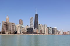 Chicago North Side in Summer. Stock Images