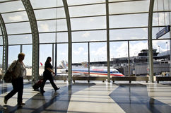 Chicago O'Hare International Airport Stock Image