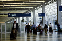 Chicago O'Hare International Airport Royalty Free Stock Photos