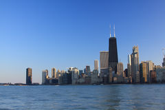 chicago północy linia horyzontu Obrazy Royalty Free
