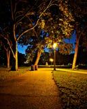 Chicago-Park stockbilder