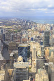 chicago pejzaż miejski Zdjęcie Royalty Free