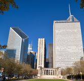Chicago Peristyle Stock Images