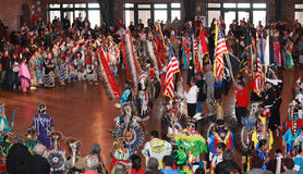 Chicago Pow Wow Royalty Free Stock Photography