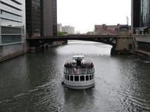 Chicago River immagine stock libera da diritti