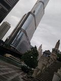 Chicago River Walk Stock Image