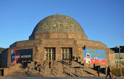 Chicago's Adler planetarium Royalty Free Stock Image