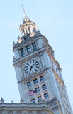 Chicago's building - downtown. The tower of Chicago's Wrigley building Royalty Free Stock Image
