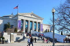 Chicago's Shedd aquarium Royalty Free Stock Images