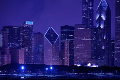 Chicago S.U.A. Immagini Stock
