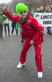 Chicago Saint Patrick parade Royalty Free Stock Photos