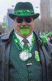 Chicago Saint Patrick parade Royalty Free Stock Photo