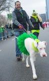 Chicago Saint Patrick parade Royalty Free Stock Photography