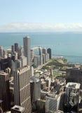 chicago Sears Tower sikt Royaltyfri Foto