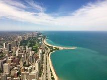 Chicago See Lizenzfreies Stockfoto