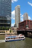 Chicago sightseeing Royalty Free Stock Photos