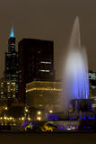 Chicago Skiline Royalty Free Stock Images
