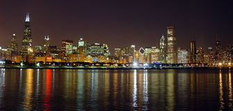 Free Chicago Skyline Royalty Free Stock Photography - 1953437
