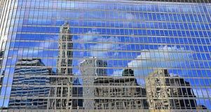 Chicago-Skyline Stockbilder