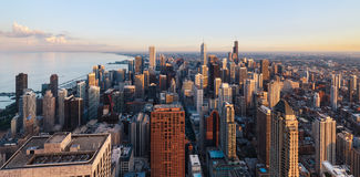 Free Chicago Skyline Royalty Free Stock Photo - 34691035
