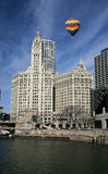 The Chicago Skyline Royalty Free Stock Images