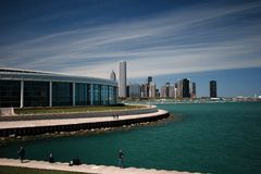 Free Chicago Skyline Stock Image - 973901