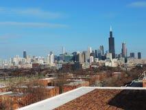 Downtown Chicago Illinois Skyline  Stock Photos