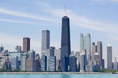 Chicago skyline Royalty Free Stock Image